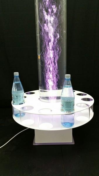 Milon LED Säule Neu inkl Flaschenhalter